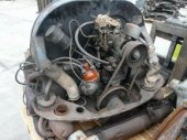 VW Käfer Motor, komplett